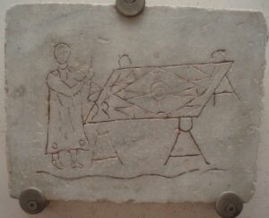 Museo Nacional de las termas. Roma.