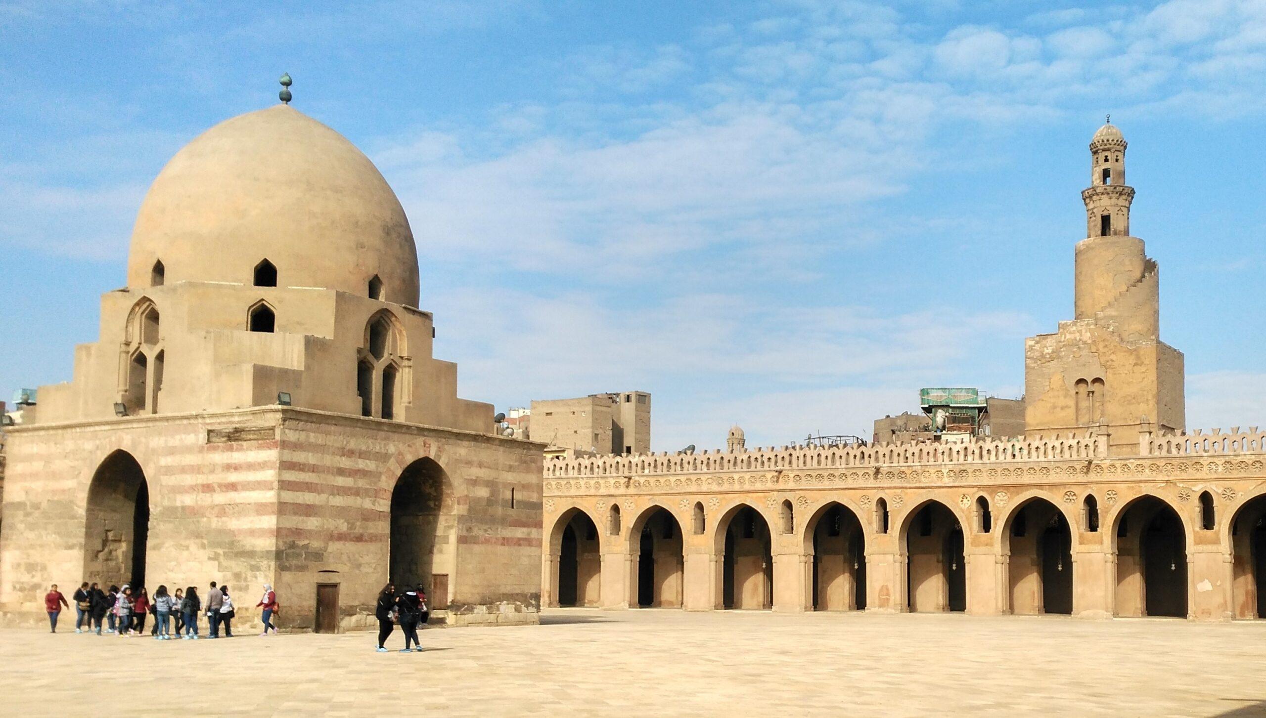Ibn Tulun. El Cairo