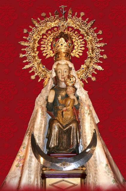 Virgen de la Soterraña de Olmedo